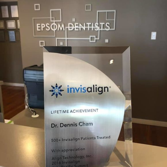 Free Invisalign consultation at Epsom Dentists