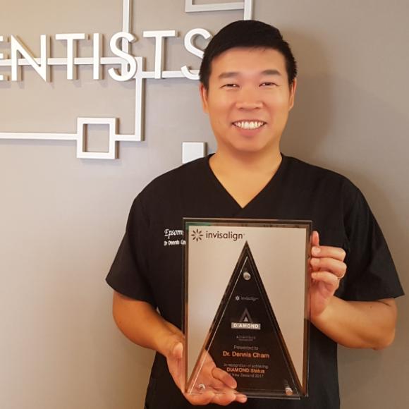 Dr Dennis Cham
