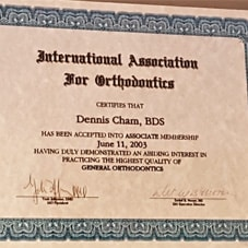International Association of Orthodontists Auckland Dentists